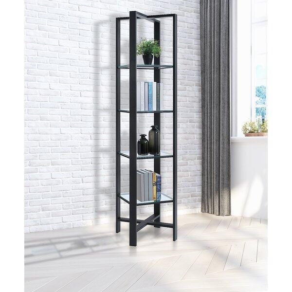 Whisman X-Cetera Iron Pier Etagere Bookcase By Ebern Designs