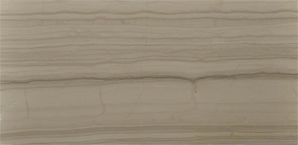 Yves Rocard 6 x 12 Marble Wood Look/Field Tile in Brown by The Bella Collection