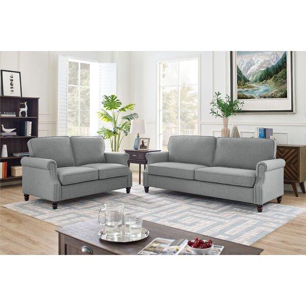 Groovy Light Grey Sofa Set Wayfair Ca Alphanode Cool Chair Designs And Ideas Alphanodeonline