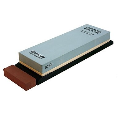 Combination Whetstone Grit Sharpening Stone by Chroma