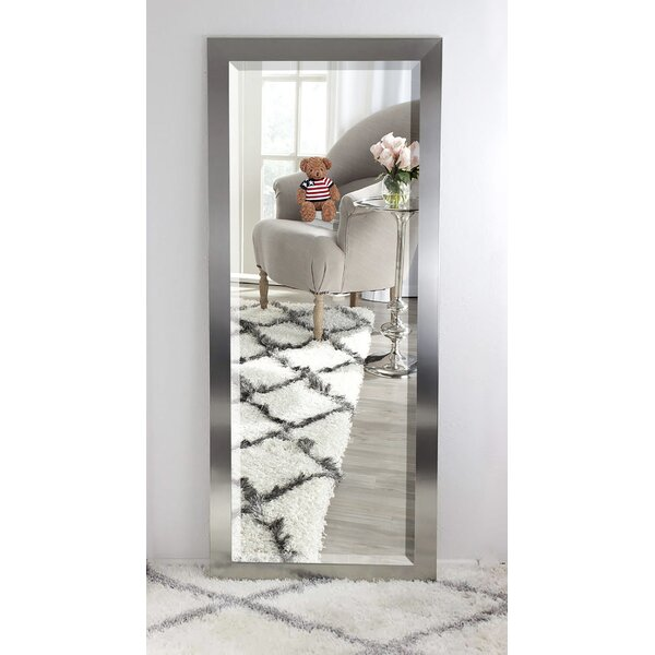 Rectangle Beveled Wall Mirror by Wade Logan