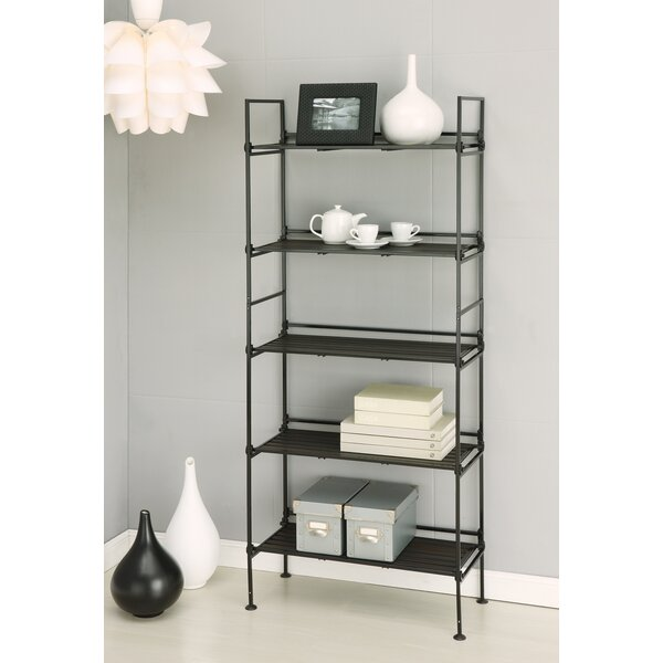 Mariano Etagere Bookcase by Williston Forge