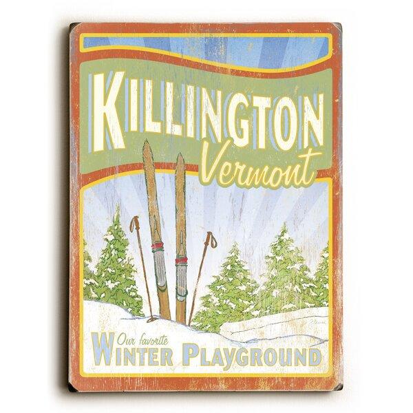 Winter Playground Graphic Art by Artehouse LLC