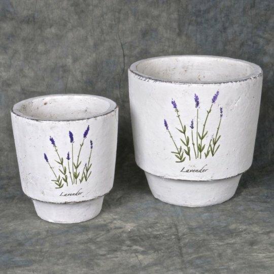 2-Piece Ceramic Pot Planter Set by Mr. MJs