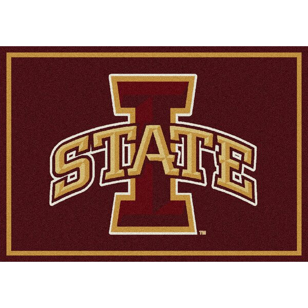 Collegiate Iowa State University Cyclones Doormat by My Team by Milliken