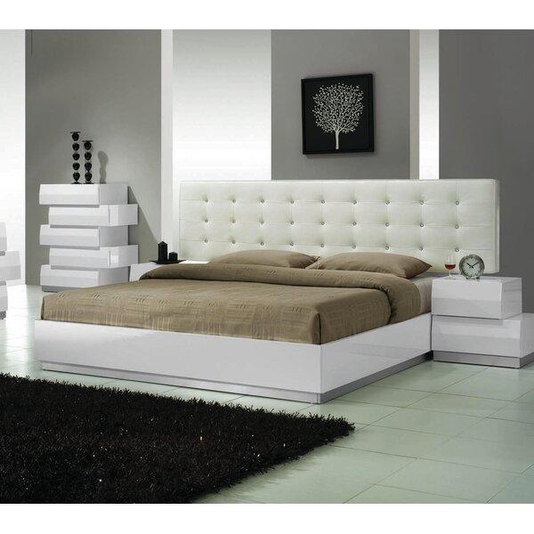 Mcgowen Bed Upholstered by Orren Ellis