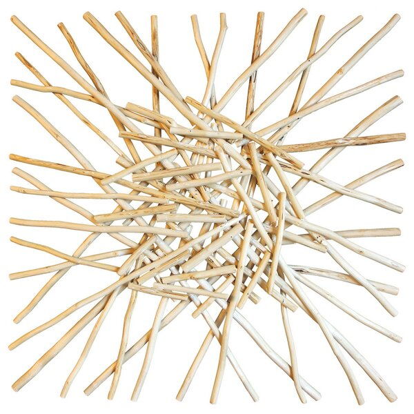 Stick Cluster Wall Décor by Rosecliff Heights