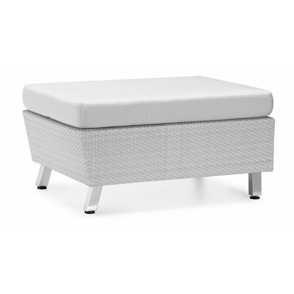 Dreamy Foot Stool with Cushion by 100 Essentials