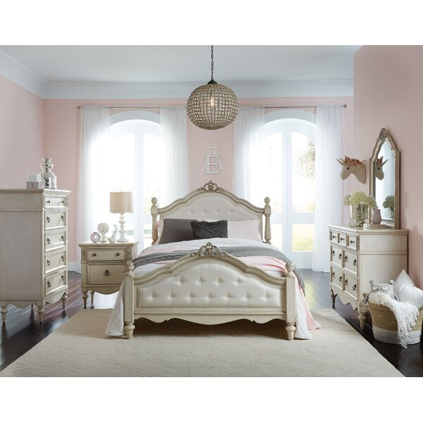 Tilio Panel Configurable Bedroom Set by Lark Manor