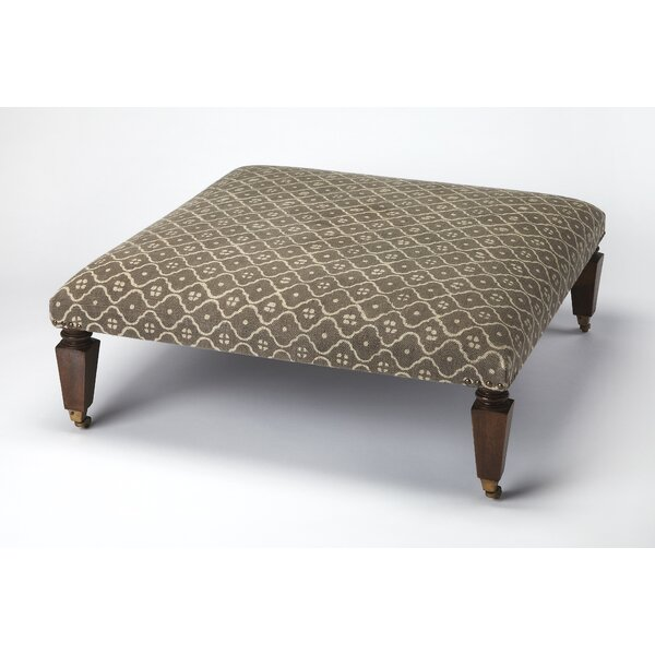 Patrizia Ottoman by Darby Home Co