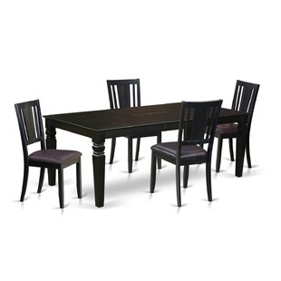 Applebaum 5 Piece Dining Set By Darby Home Co