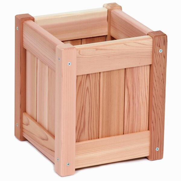 Western Red Cedar Planter Box by All Things Cedar