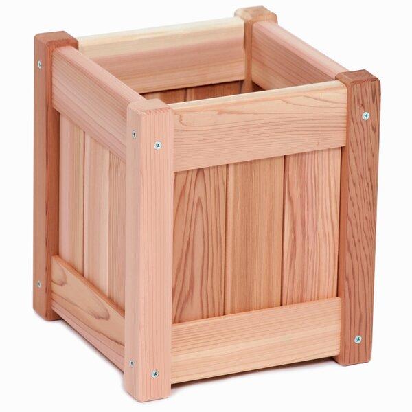 Western Red Cedar Planter Box by All Things Cedar