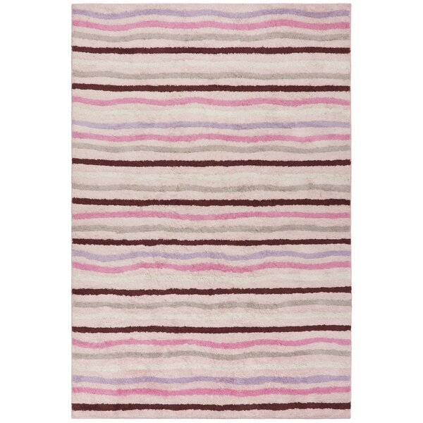 Carousel Pink Ziggy Area Rug by St. Croix