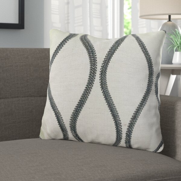 Deshong Curve Luxury Pillow by Corrigan Studio