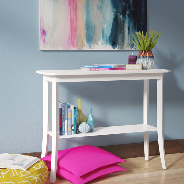 Queens Boulevard Console Table By Andover Mills