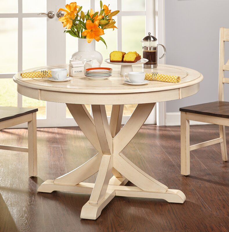 5 Piece Dining Sets august grove sandersville 5 piece dining set & reviews | wayfair