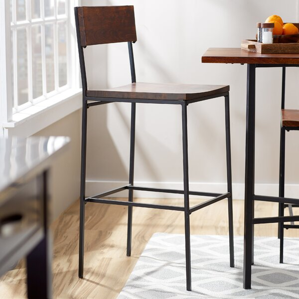 Xenia 30 Bar Stool by Mercury Row