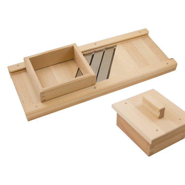 Wood Cabbage Slicer by TSM Products