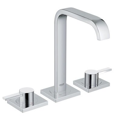 Allure Two-Handle Widespread Bathroom Faucet by Grohe