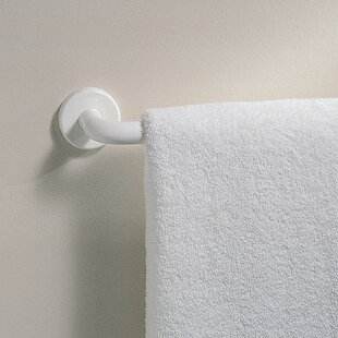 Reviews 24 Wall Mounted Towel Bar By InterDesign