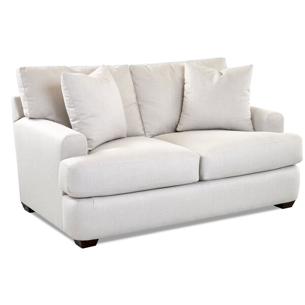 Top Of The Line Dezirae Loveseat by Latitude Run by Latitude Run