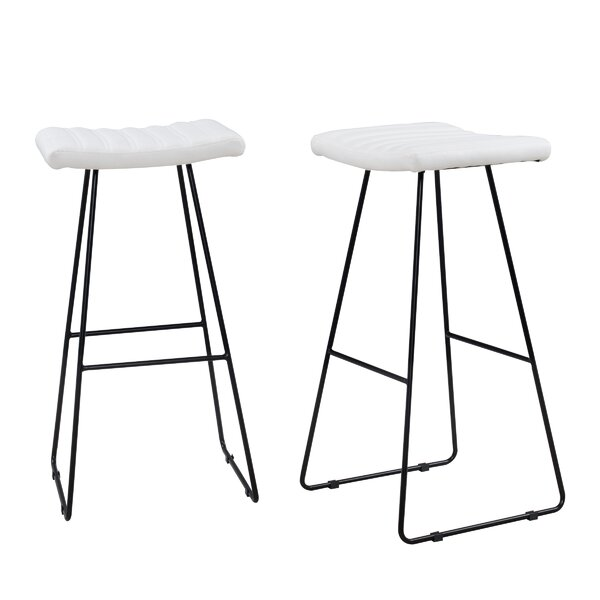 Gunning 30 Bar Stool (Set of 2) by Williston Forge