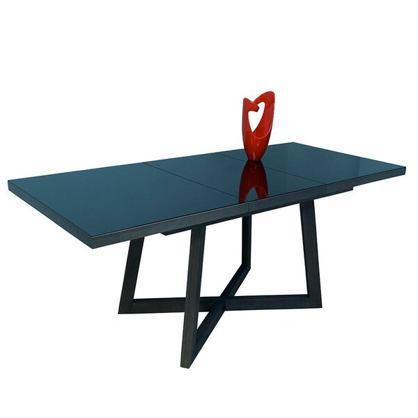 Mertens Extendable Dining Table by Orren Ellis