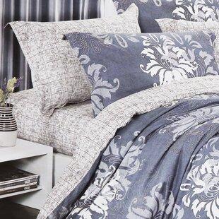 Maxwell 220 Thread Count Cotton Sheet Set ByNorth Home