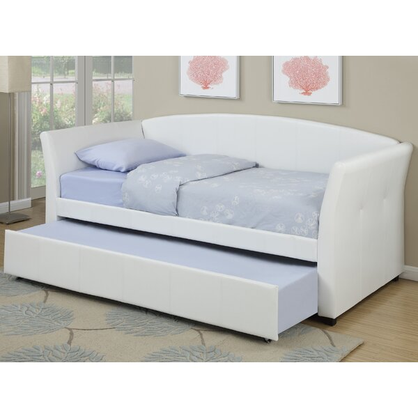 Oakern Twin Daybed With Trundle By Isabelle & Max