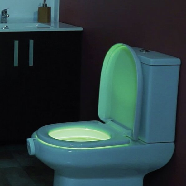 Best direct starlyf toilet night light reviews wayfair starlyf toilet night light mozeypictures Image collections