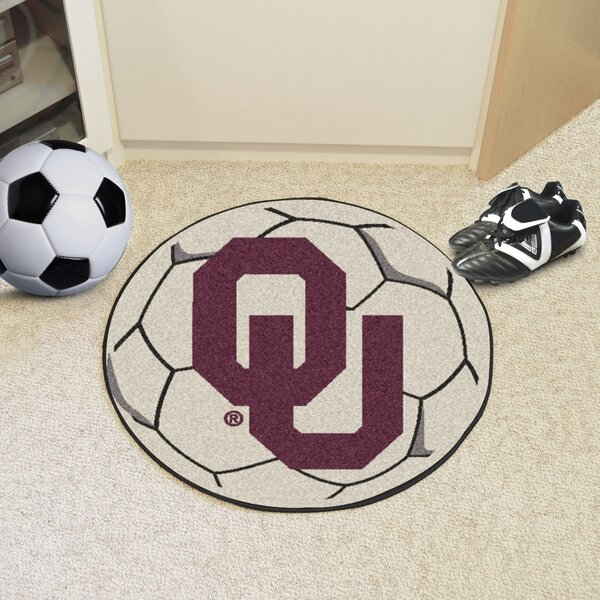 NCAA University of Oklahoma Soccer Ball by FANMATS