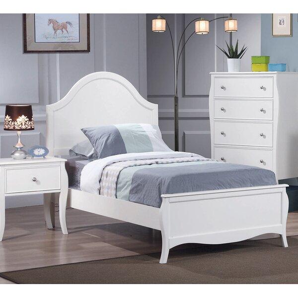 Escobedo Panel Bed by Harriet Bee