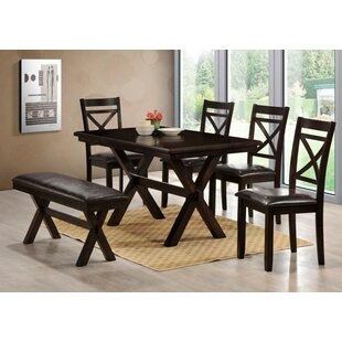 Trestle Table With Bench Wayfair - Wayfair trestle table