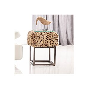 Pebble End Table by Bellini Modern Liv..
