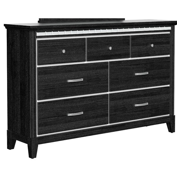 Ellerkamp 7 Drawer Dresser by Mercer41
