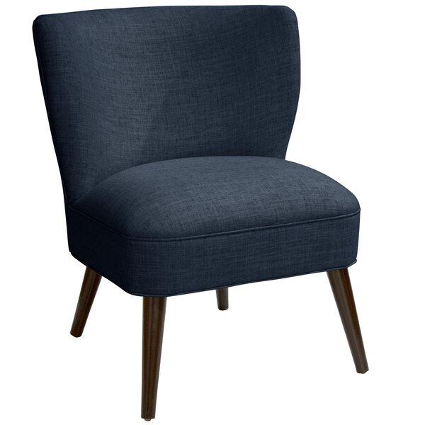 Upper Vobster Slipper Chair By Ivy Bronx
