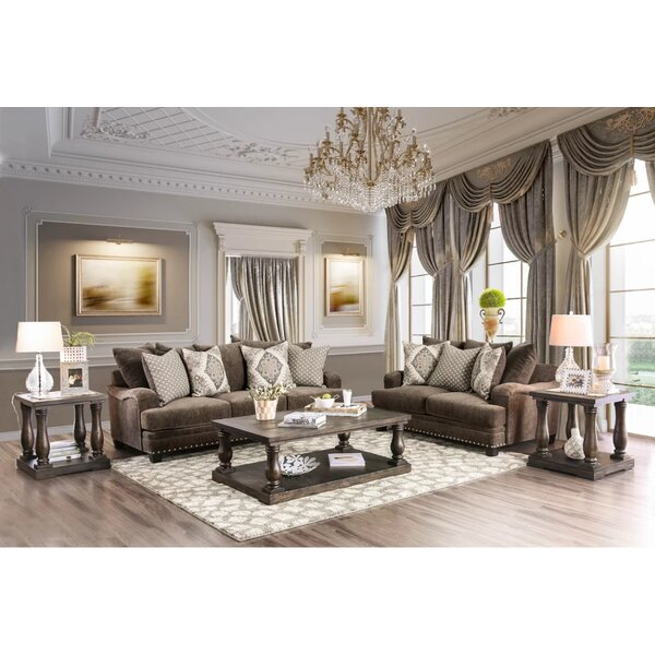 Emsworth Configurable Living Room Set by Canora Grey