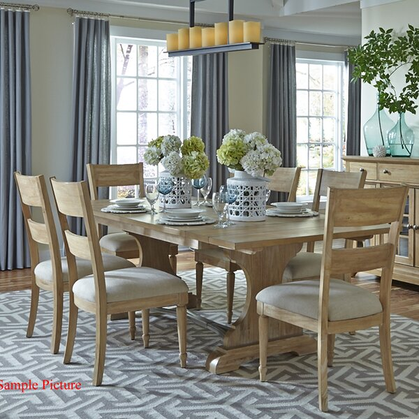 Saguenay 7 Piece Dining Set by Lark Manor