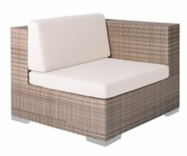 Arzo Patio Chair with Cushions by Tropitone