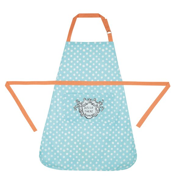 Hello There Apron by Makers Collective