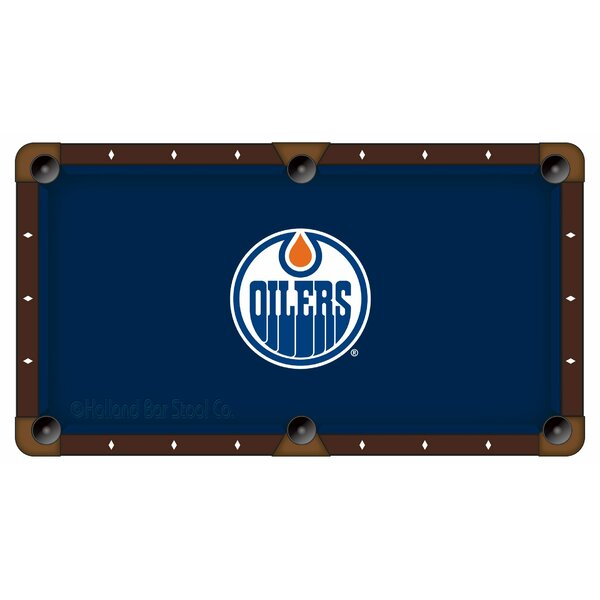 NHL Pool Table Cloth by Holland Bar Stool