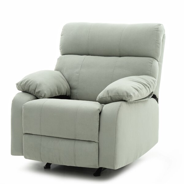 Mcneely Manual Rocker Recliner by Red Barrel Studi