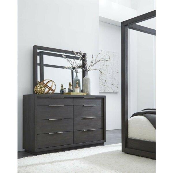 Cornman 8 Drawer Double Dresser by Orren Ellis