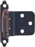 2.75 H x 2 W Self Closing Pair Door Hinge (Set of 10) by Hardware House