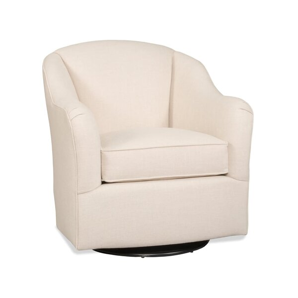Armand Swivel Armchair by Sam Moore