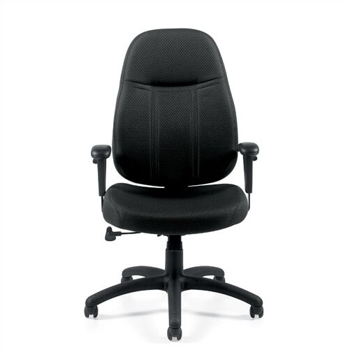 High-Back Desk Chair by Offices To Go
