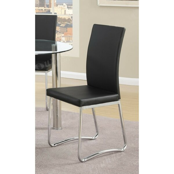 Friday Upholstered Dining Chair (Set of 2) by Orren Ellis