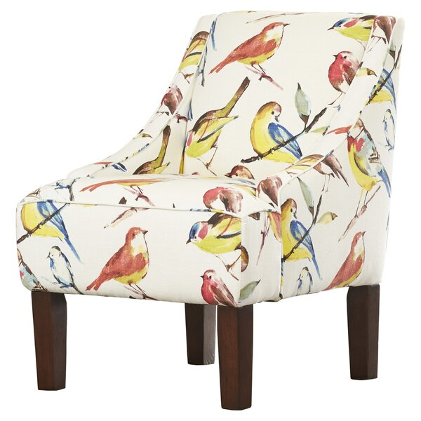 Mckamey Slipper Chair by Alcott Hill Alcott Hill