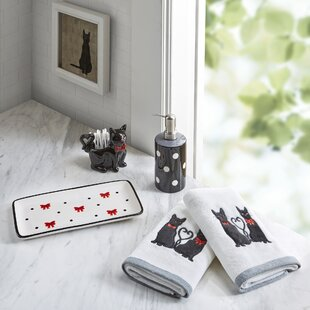 Looking for 5 Piece Bathroom Accessory Set ByEast Urban Home